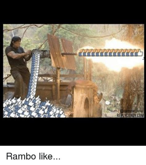 Rambo Meme - 43 funny rambo memes of 2016 on sizzle http