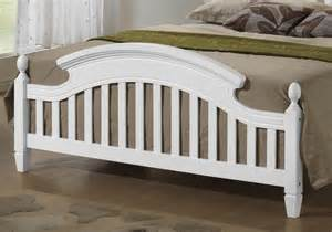 white wooden arched headboard bed frame in 3ft single 4ft6