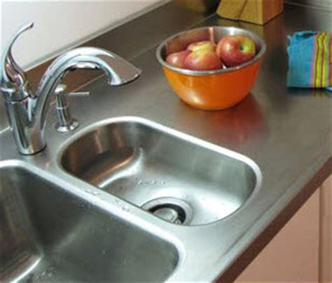 Integrated Stainless Steel Sink And Countertop by Custom Stainless Steel Countertops Frigo Design