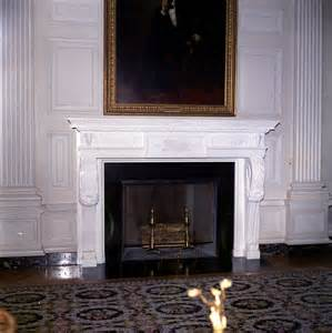 Dining Room Fireplace Kn C22506 Painting And Fireplace In State Dining Room Of