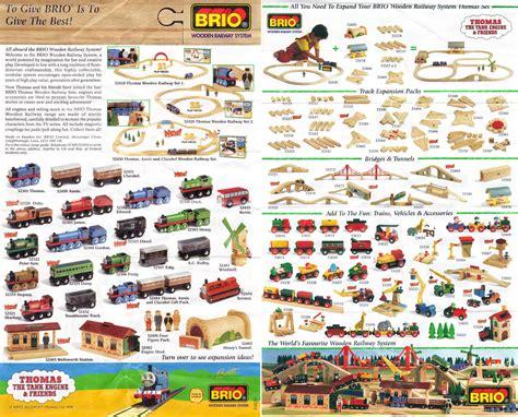 thomas brio brio wooden railway guide catalog archive