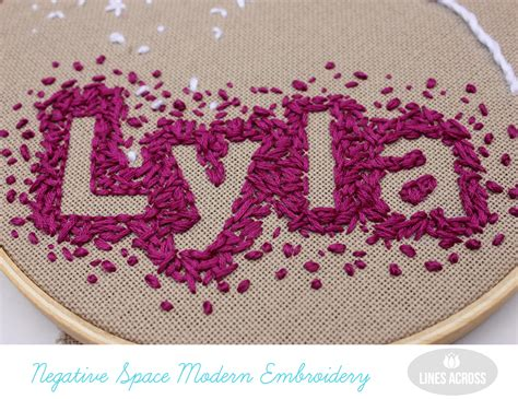 embroidery names baby name embroidery lines across
