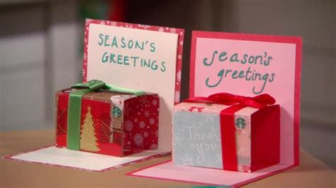 Video: How to Make a Pop Up Gift Card Holder   Martha Stewart