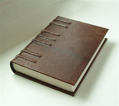 Handcrafted Books - handmade book bound in goatskin aftcra