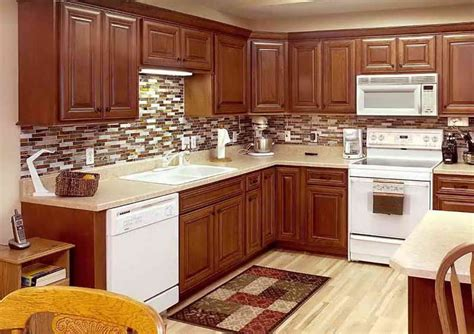 stain colors for kitchen cabinets