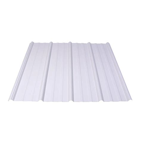 metal sales 8 ft classic rib steel roof panel in