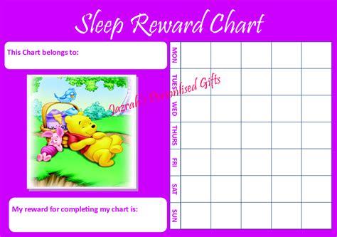 printable reward charts for sleeping sleep reward chart images reverse search