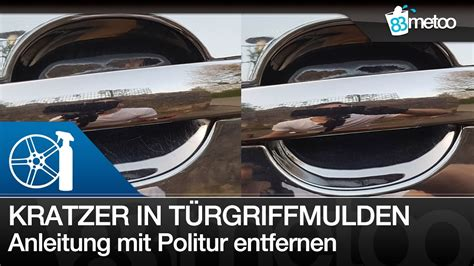 Auto Polieren Anleitung Sonax by Kunststoff Kratzer Entfernen Auto Kratzer Entfernen Und