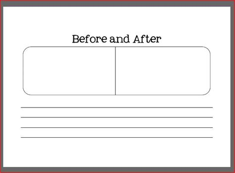 before and after template before after template before after