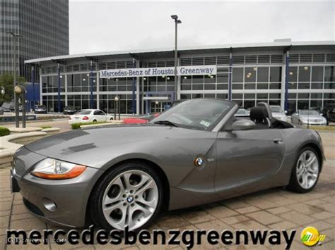 2004 sterling gray metallic bmw z4 3 0i roadster 59797032 gtcarlot car color galleries