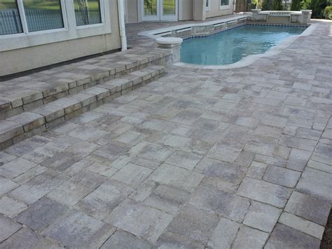 belgard paver styles new patio inc