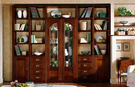 libreria massello soggiorno classico vitra