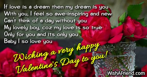 valentines message for a boyfriend s day messages for boyfriend