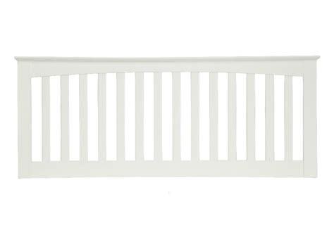 white wood headboard serene amelia 4ft6 white wooden headboard by serene