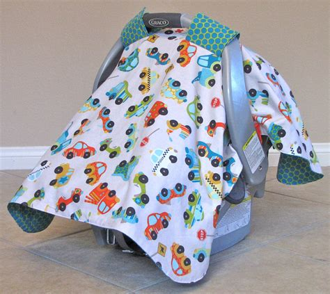 Carseat Canopy Gift Card - carseat canopy car seat cover riley blake peak hour car