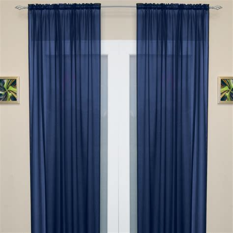 Navy Voile Curtains Navy Voile Curtains Trent Navy Voile Panel Woodyatt Curtains Stock Curtains Ideas 187 Outdoor
