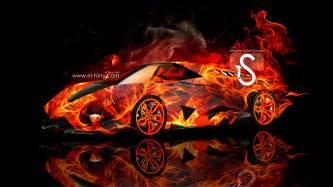 Alfa img showing gt lamborghini cars red fire