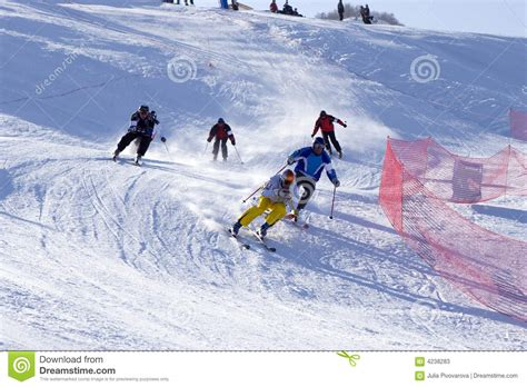 Acg Cup Mba Competition by Acg Open Cup At Tien Shan Stock Photos Image 4238283