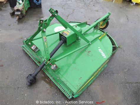 john deere mx  rotary mower deck attachment ag