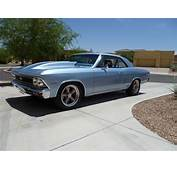 This ProTourer 66 Chevelle Is The Perfect Disaster