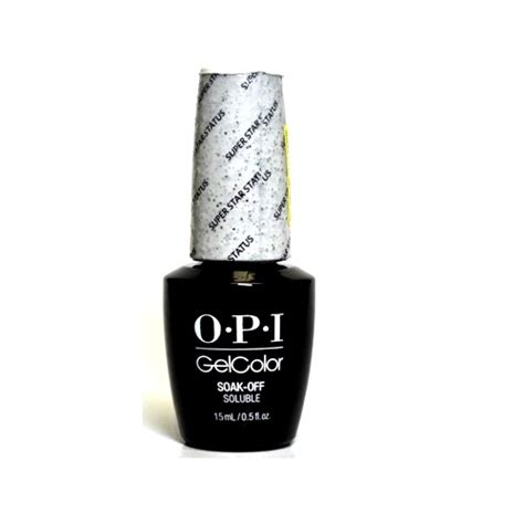 Status Opi opi gelcolor starlight 2015 collection