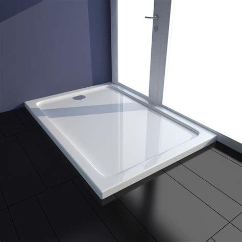 piatto doccia 100 x 70 articoli per piatto doccia rettangolare in abs bianco 70 x