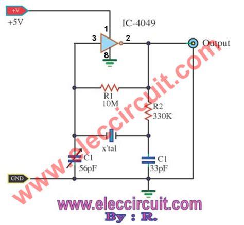 Oscilator 32768 Khz pulse generator oscillator 32 768khz by