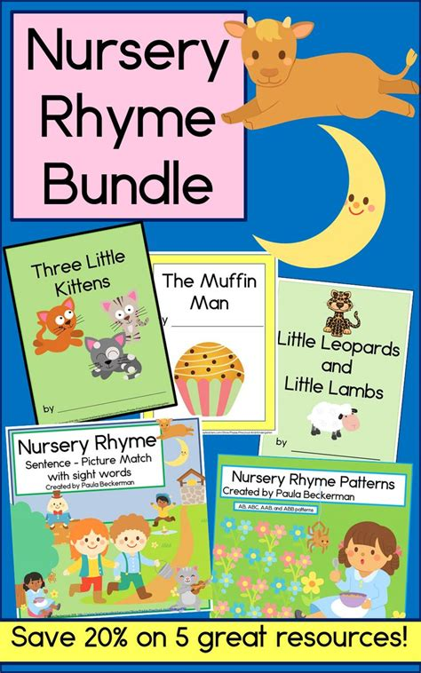pattern writing books for nursery 134 best nursery rhymes images on pinterest nursery