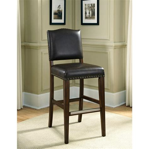 American Heritage Bar Stools 34 by American Heritage Worthington 34 In Suede Cushioned Bar