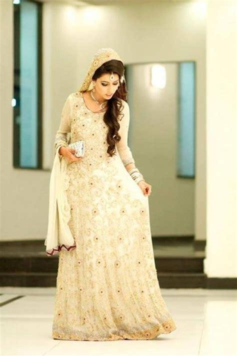design dress nikah trends of nikah dresses 2014 for women