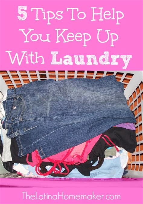 Finding Ways To Keep Up With Tips by 5 Tips To Help You Keep Up With Laundry