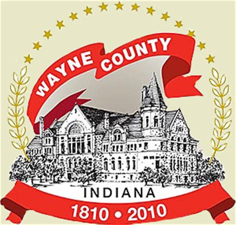 Wayne County Indiana Property Records Wayne County Indiana Government Home Page