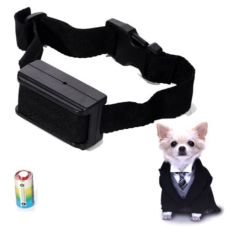 electric collar 2x electronic electric shock collar stop barking anti bark ebay