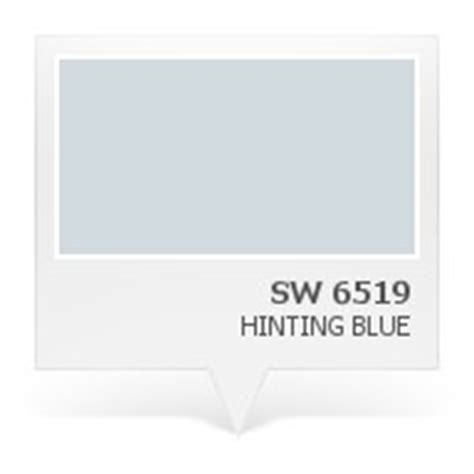 sw 6519 hinting blue walls