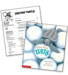 One Tiny Turtle Read And product one tiny turtle literacy pack express