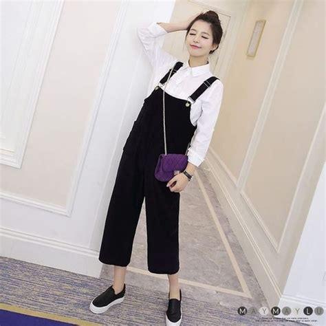 Pakaian Unik Overall 10 inspirasi gaya a la kpop yang tertutup cocok untuk