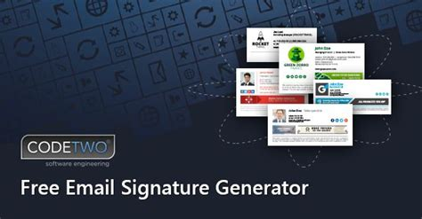 Best 25 Email Signature Templates Ideas On Pinterest Email Template Generator