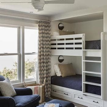 built in bunk beds cottage boy s room hickman design wall of built in bunk beds cottage boy s room