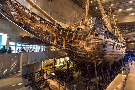 vasa museum top sights of stockholm sweden cooking in