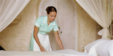 wearing tons to bed does the hotel maid look through your stuff huffpost