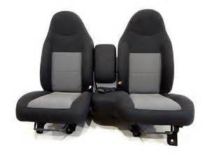 Ford Ranger Bench Seat Replacement Seats Ford Ranger