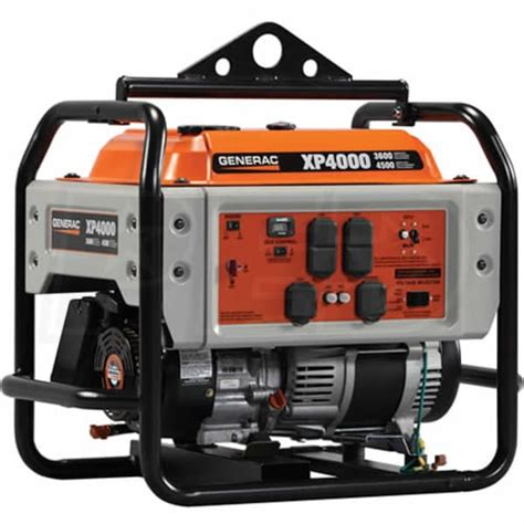 generac xp4000 portable generators reviews ratings