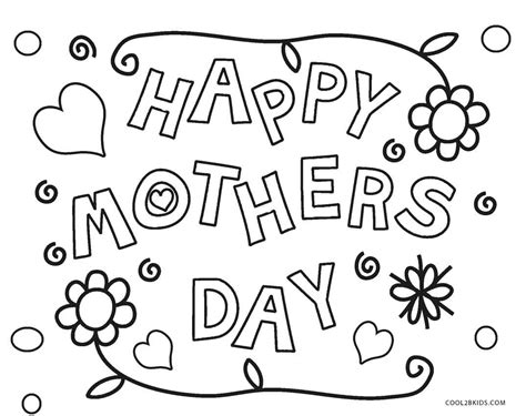 mothers day pictures to color mothers day coloring pages coloring rocks