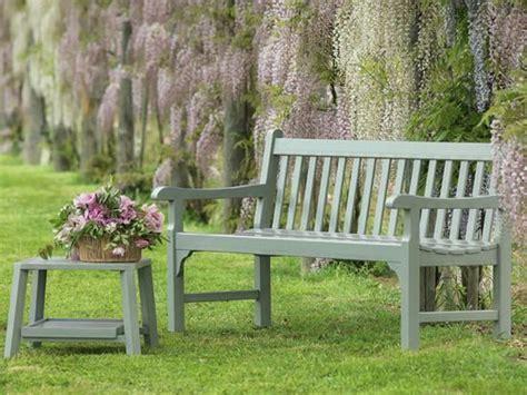panchina di notting hill panca da giardino in teak con braccioli notting hill