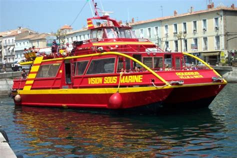 bateau l aquarius sete promenades en bateaux avec s 232 te croisi 232 res