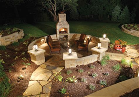 Fireplace In Garden by Outdoor Living Fireplace Patio Sacramento By