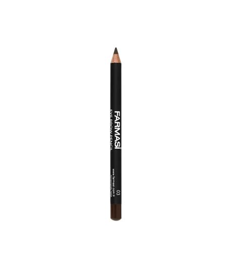Eyebrow Pencil 03 farmasi eyebrow pencil 9700014 03 brown far e e brow