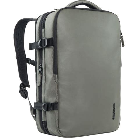 Incase Via Backpack by Incase Via Backpack Anthracite Sportique