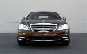 2013 Mercedes S600 2013 Mercedes S600 Front End Photo 11