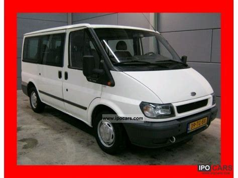 perso car 2006 ford transit 2 0 tddi combi combined 9 9 pers zitz